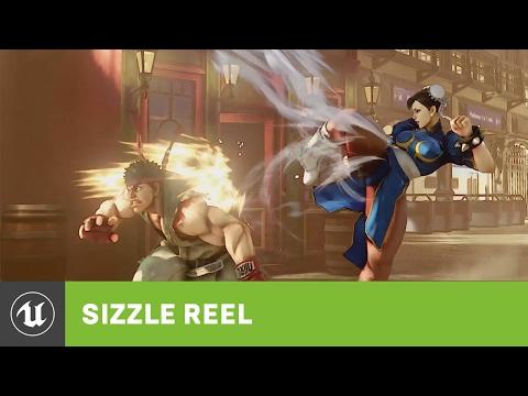 Gamescom 2015 Sizzle Reel   Unreal Engine