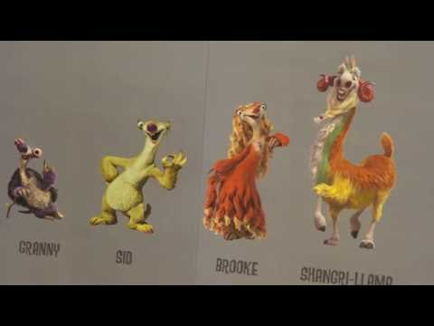 Ice Age: Collision Course: Behind the Scenes of Animators & Animation   ScreenSlam