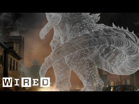 Godzilla: Creating the Animalistic and Masculine Kaiju Monster-Design FX-WIRED