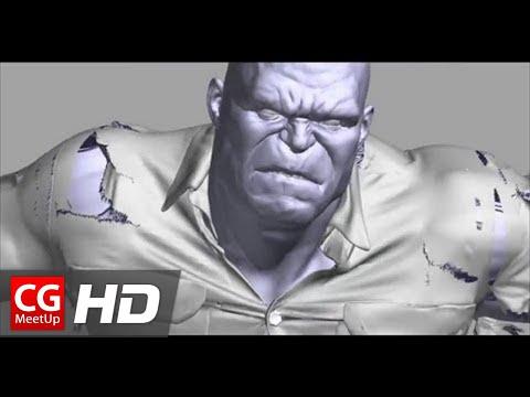 "CGI VFX - Making of ""Hulk"" Part 1 - The Avengers - Industrial Light & Magic | CGMeetup"