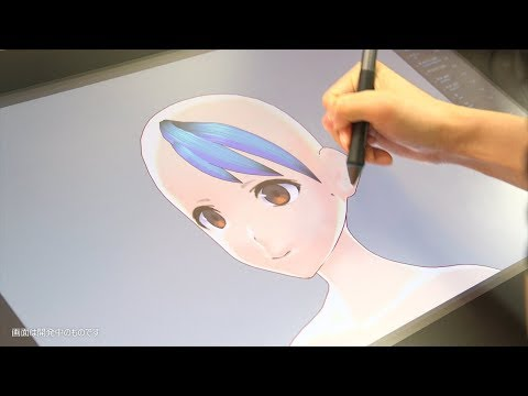 VRoid Studio - the first 3D character design software for illustrators