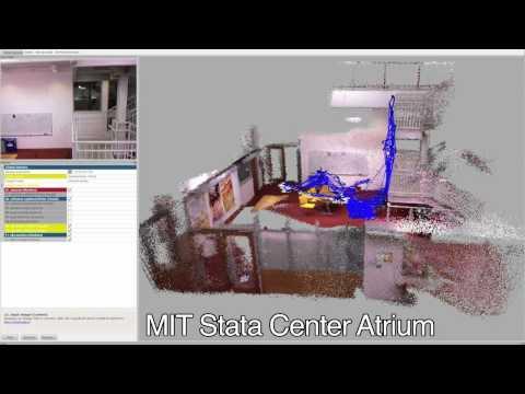 Autonomous Flight with a Kinect