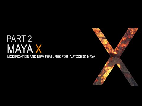 Maya X - Part 2 The New Content Browser