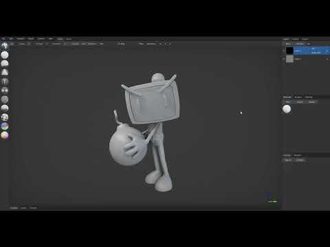 UDIM Import | ArmorPaint