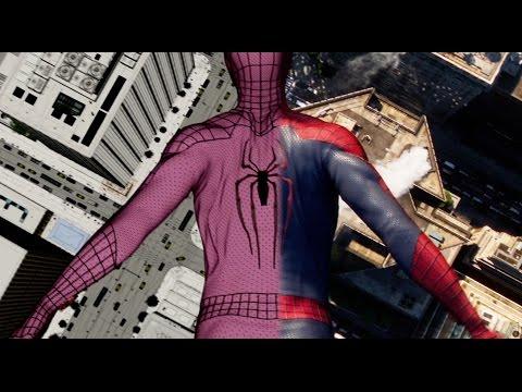 The Amazing Spider-Man 2 - Environment Shot Build
