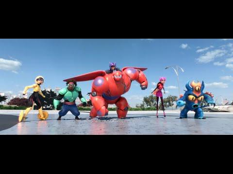 Big Hero 6 New York Comic Con Sizzle