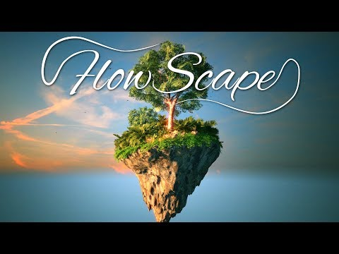 FlowScape - Let Nature Flow from your Brush