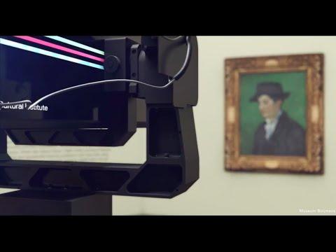 Meet the Art Camera by the Google Cultural Institute at Museum Boijmans Van Beuningen