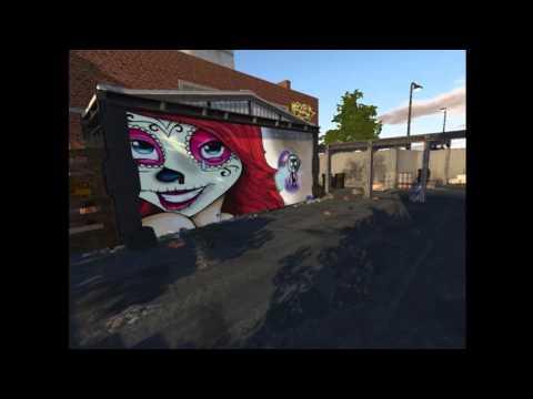 Kingspray Graffiti Simulator VR