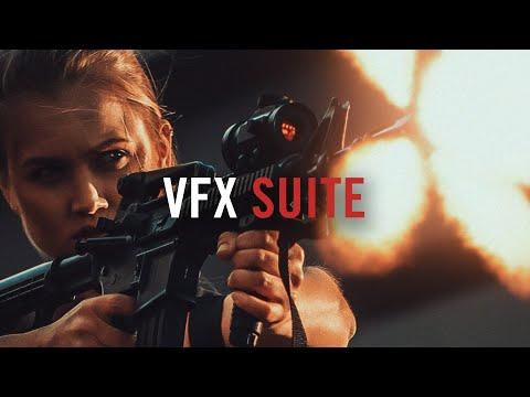 VFX SUITE   Introducing VFX Suite 2