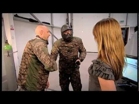 Ultimate Battlefield 3 Simulator - Build & Test (Full Video) - The Gadget Show