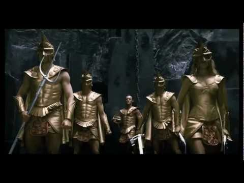 Immortals Movie Making Of video