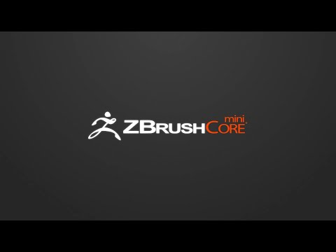 Introducing ZBrushCoreMini