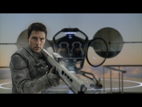 Oblivion 2013 Extensive Behind the Scenes Inside Look