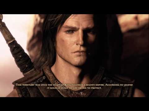 Prince of Persia: The Forgotten Sands (XBOX 360/PS3/PC) Walkthrough - Part 1 [HD]