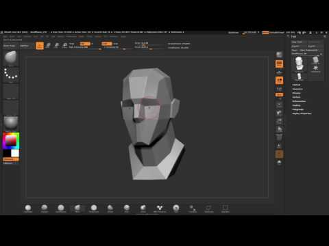 ZBrushCore - Joseph Drust - Conceptual Sculpting Tutorial