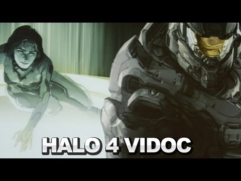 Halo 4 - A Hero Awakens Video Documentary Part 1
