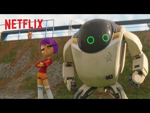 『ネクスト ロボ』予告編 - Netflix [HD]