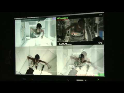 映画『ゼロ・グラビティ』驚きのメイキング映像