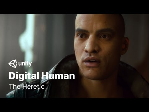 The Heretic: Digital Human Package Out Now