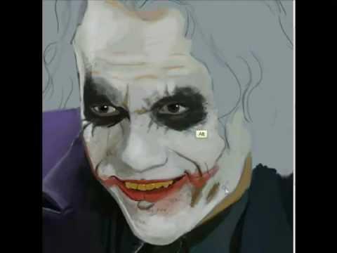 The Joker - Speedpainting