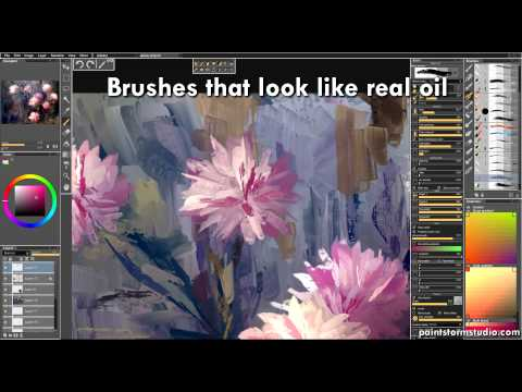 Paintstorm Studio - Overview