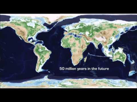 650 Million Years in 1:20 min.