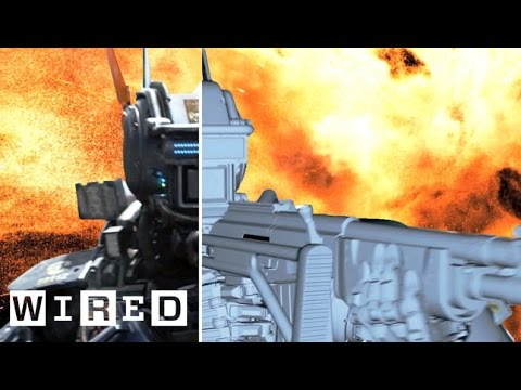 Chappie: Bringing an A.I. Robot to Life | Design FX