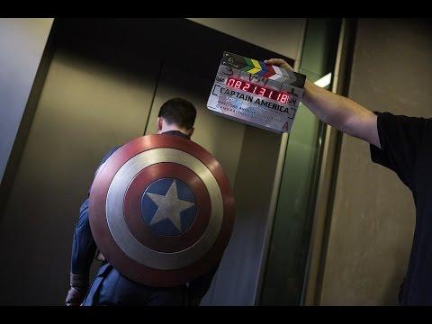 ILM: Behind the Magic in Marvel Studios' Captain America: The Winter Soldier