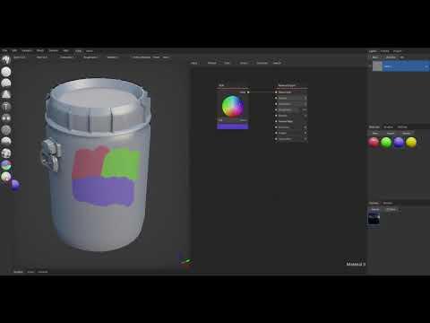 Picker Tool | ArmorPaint