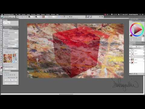 Texture Painting featuring Don Seegmiller