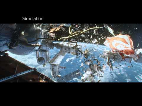 Gravity Show and Tell | Framestore