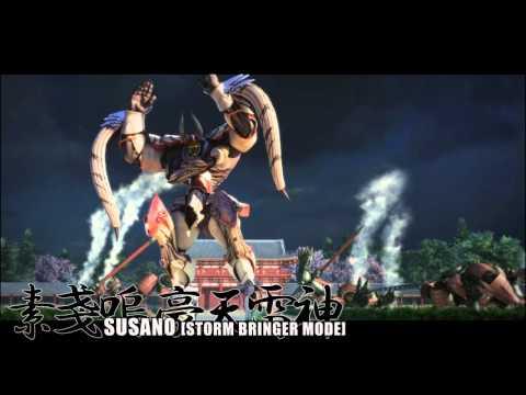 SUSANO [STORM BRINGER MODE]/ スサノオ豪天雷神