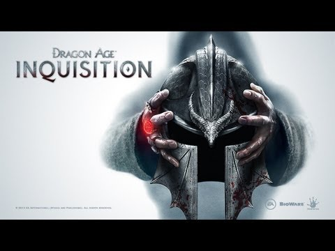 Dragon Age: Inquisition Official E3 2013 Teaser Trailer – The Fires Above