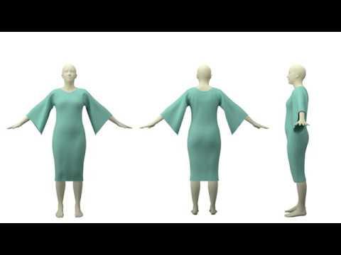 Learning a Shared Shape Space for Multimodal Garment Design