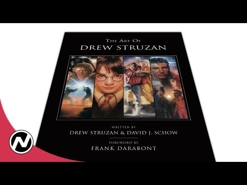 Livro The Art of Drew Struzan - Dissecando 03
