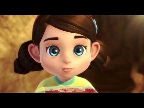"""""""THE GIFT"""" GDC2016 Trailer (created using """"MARZA Movie Pipeline for Unity"""")"""