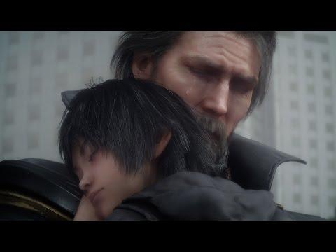 FINAL FANTASY XV GamesCom 2015 トレーラー「夜明け」