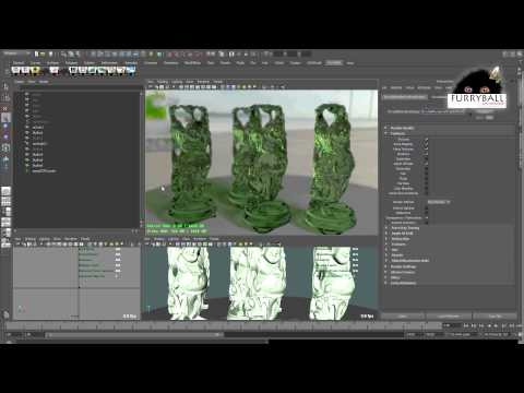 FurryBall 4 - GPU render / New Raytrace Features (Maya, 3DS Max and Standalone)