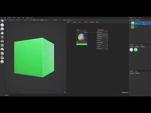 Fill Layer | ArmorPaint