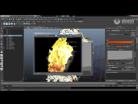 Phoenix FD for Maya Оverview - MARCH 2012