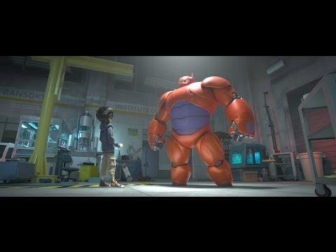 BIG HERO 6   UK Teaser Trailer   Official Disney UK