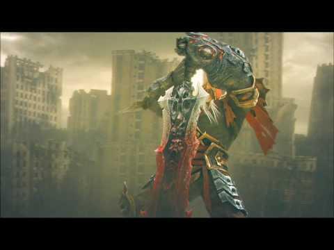 [HD] Darksiders - Wrath of War Comic Con Trailer