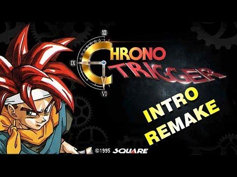 CHRONO TRIGGER (INTRO REMAKE) 1080p