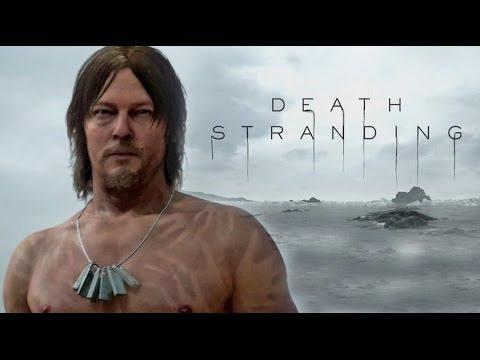 Death Stranding: Hideo Kojima Talk at Comic Con 2016