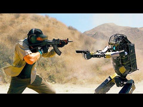 New Robot Makes Soldiers Obsolete (Corridor Digital)