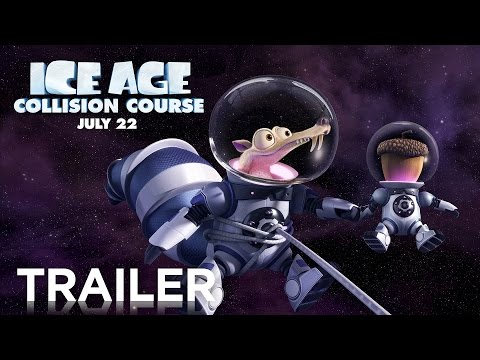 Ice Age: Collision Course   Teaser Trailer [HD]   Fox Family Entertainment