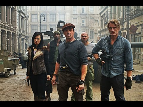 The Expendables VFX Breakdown by Worldwide FX
