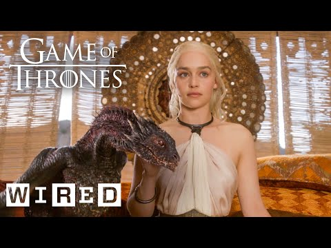 Game of Thrones: Dragon Effects Exclusive-Design FX-WIRED