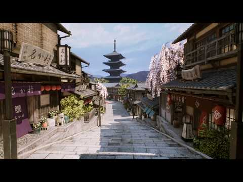 Kyoto Alley Asset